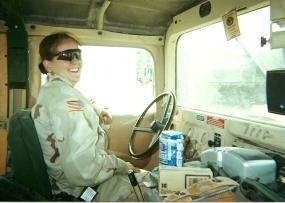 me in uniform