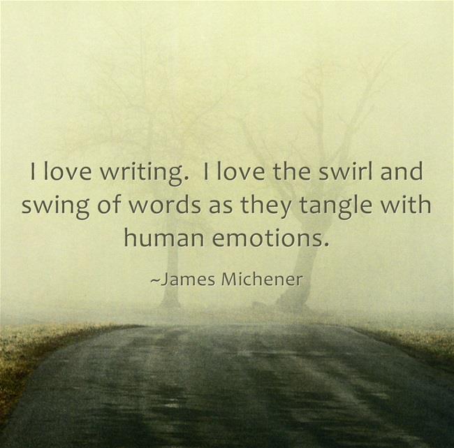 michener-words